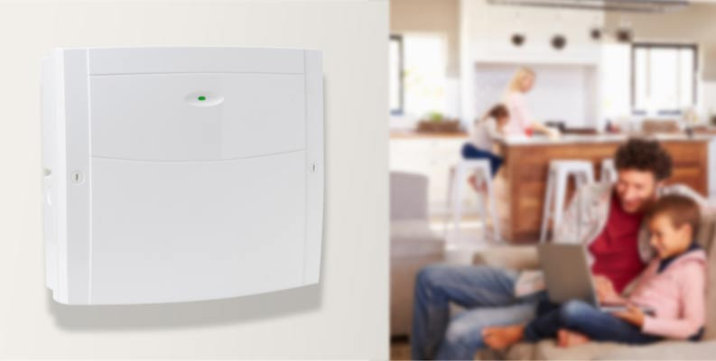 Texecom Premier Elite 64-W Wireless Intruder Alarm
